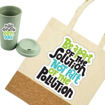 sustainable promotional products feature image