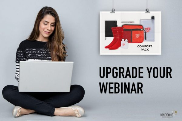 webinar registration comfort pack
