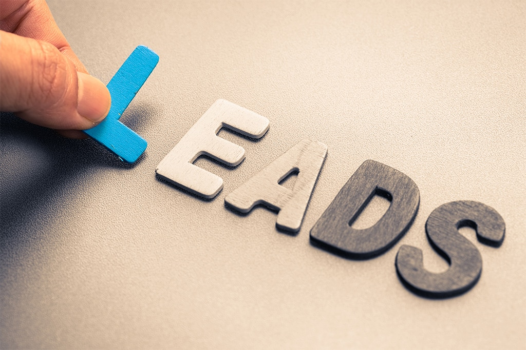 Get more meaningful leads